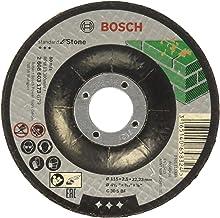 Bosch kesme diski ateşleme kablosu, standart, taş için C 30 S BF 22,23 mm 2,5 mm, Gri, 2608603173