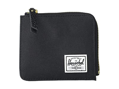 Herschel Supply Co. Jack RFID (Black) Wallet Handbags