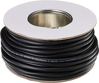 Monoprice NimbusTM Serie 12AWG 2 Leiter CMP zertifiziertes Lautsprecherkabel, 30,5 m