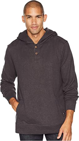 Trawler Hooded Henley Fleece