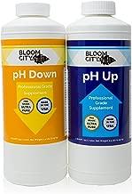 Bloom City Professional pH Up + Down Control Kit (2 one Quart Bottles) 64 Total oz
