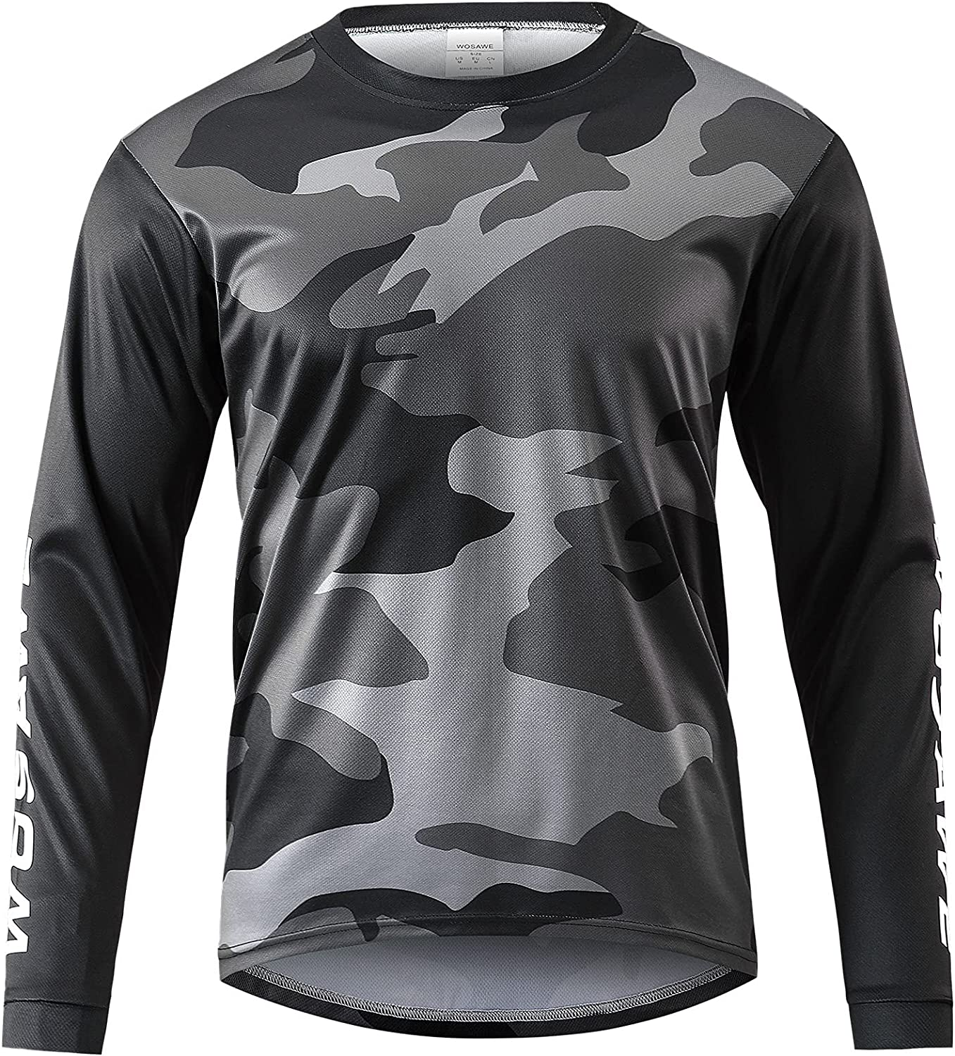 Doorslay At the price Cycling Men's Jersey Men Sleeve Long MTB Racing Attention brand