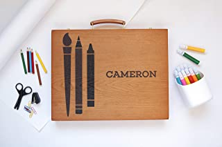 Best personalized wooden art box Reviews