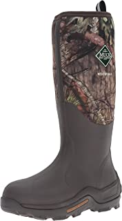 Woody Max Rubber Insulated Men's Hunting Boot