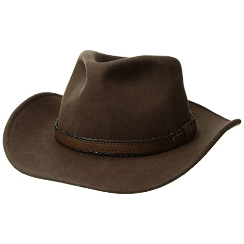 425852ae103 Conner Hats Australian Wool Outback Crushable Water Proof Western Cowboy Hat