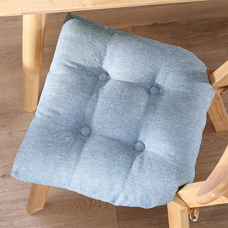 Superior Garden cushion Detachable Washable Chair Omaha Mall Pearl Cushions F Cotton