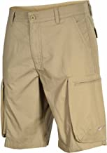 Nike Men's Woven Performance Cargo Shorts-Khaki-30