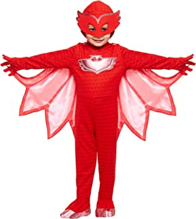Toddler PJ Masks Owlette Costume | Officially Licensed