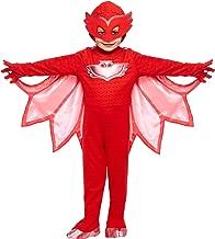 Toddler PJ Masks Owlette Costume | Officially Licensed