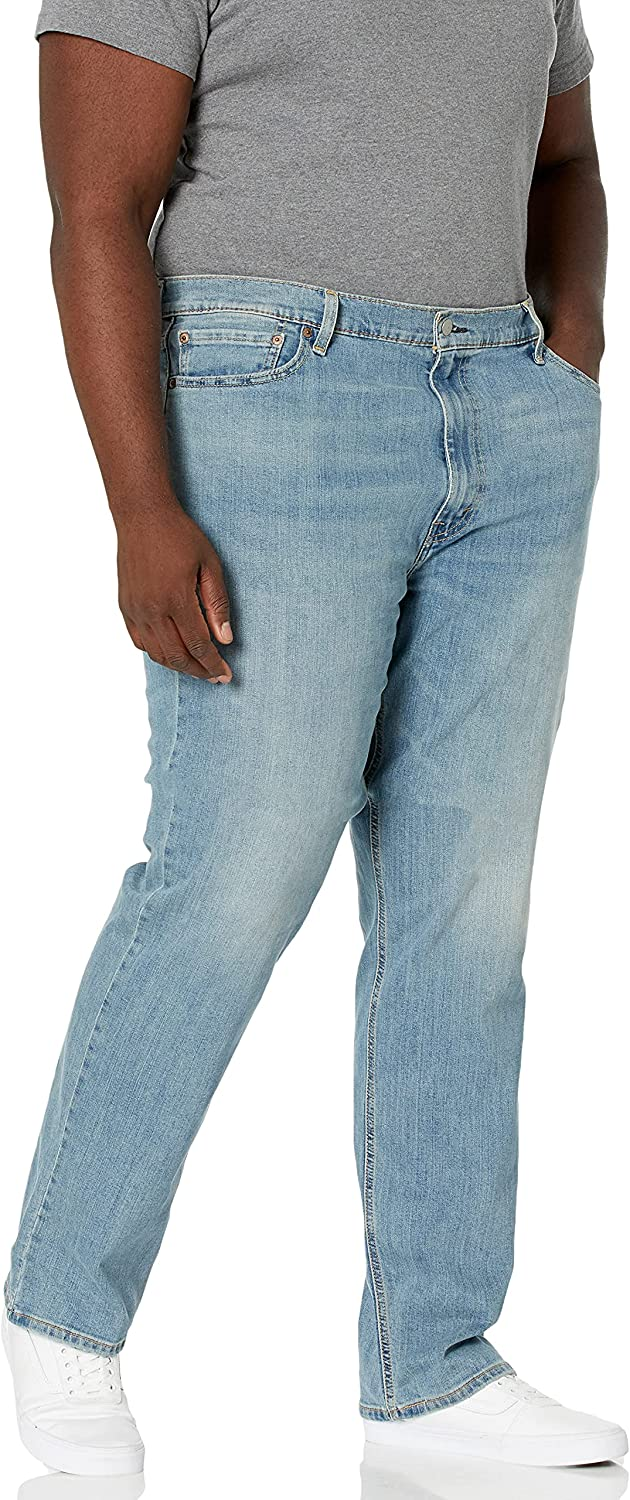 Levi's Men's 541 Athletic Jean Opening large release sale Stretch Fit San Jose Mall