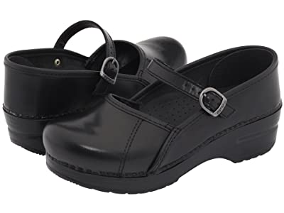 Dansko Marcelle (Black Cabrio) Women