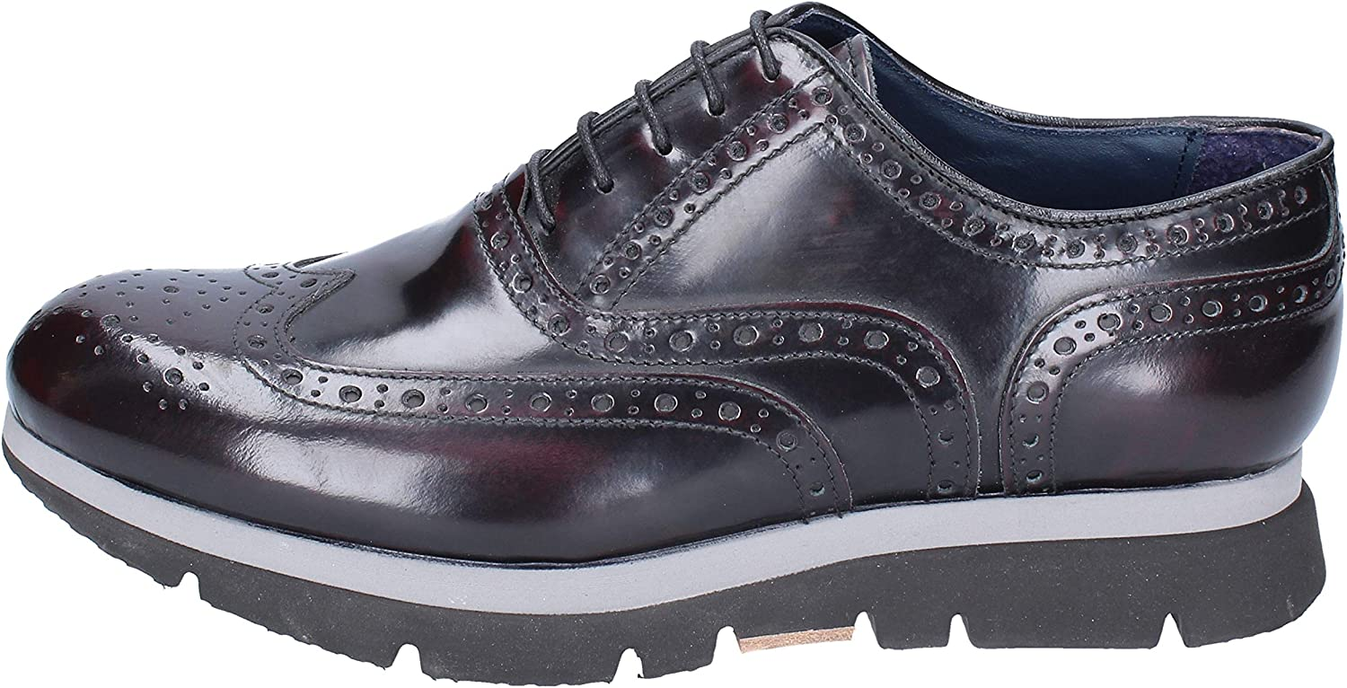 J. BREITLIN Oxfords-shoes Mens Leather Purple