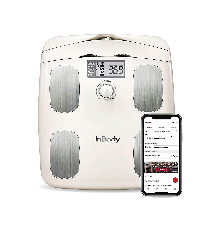 InBody H20N Smart Full マーケット Body Composition Scale Analyzer 物品 BMI Bo -