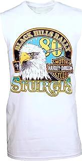 2020 Sturgis Men's Genuine 80th Rally Sleeveless T-Shirt