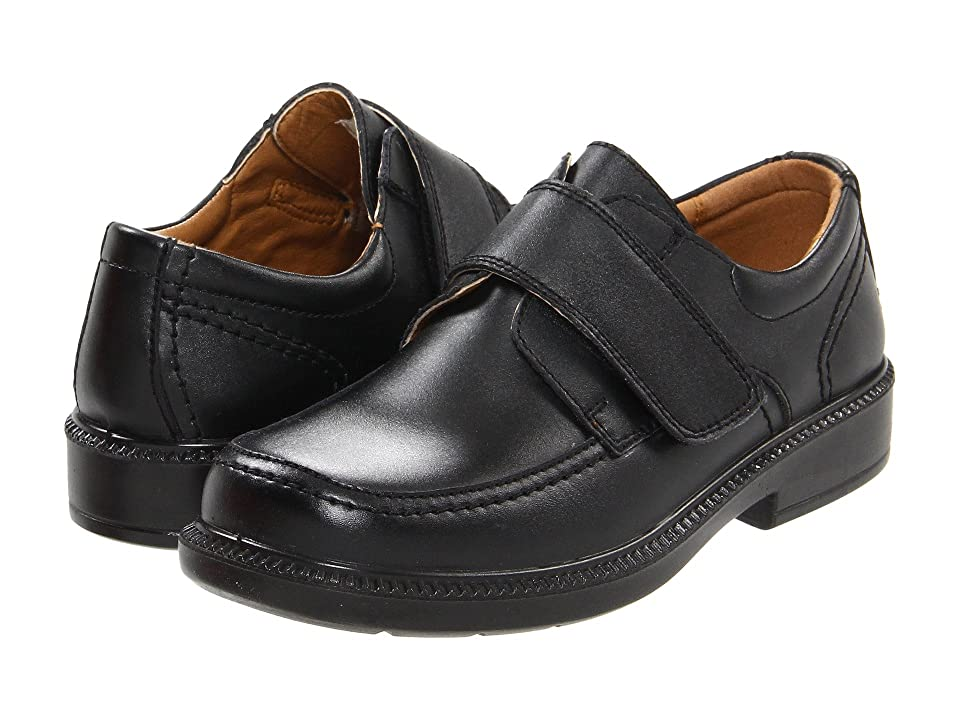 Florsheim Kids Berwyn Jr. (Toddler/Little Kid/Big Kid) (Black) Boys Shoes