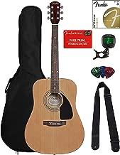 fender acoustic fa-100 price
