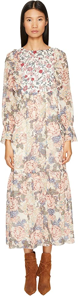 See by Chloe Georgia's Garden Silk Dress