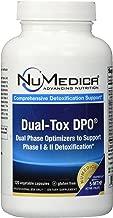 NuMedica - Dual-Tox DPO - 120 Vegetable Capsules