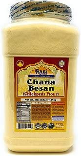gram flour chickpea