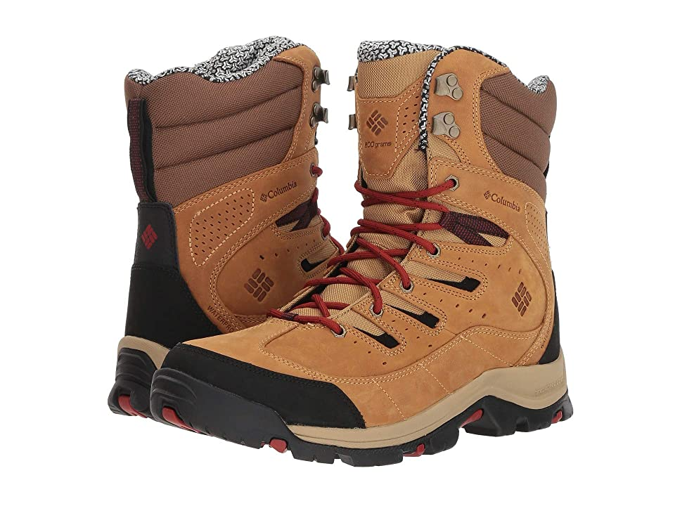 Columbia Gunnison Plus LTR Omni-Heat 3D (Curry/Gypsy) Men