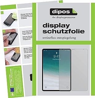 dipos I 2X Protector de Pantalla Mate Compatible con Apple iPad Pro 11 Pulgada (2018) pelicula Protectora