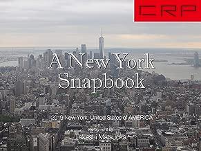 写真集 CRP USA A New York Snapbook 2019 by Takeshi Matsuoka