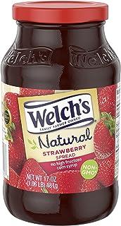 Welch's Strawberry Spread, 17 oz - Pk of 12