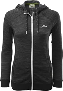 Kathmandu Acota Women's Hooded Fleece Lightweight Breathable Outdoor Jacket Women's