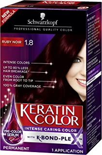 Best ruby noir hair Reviews