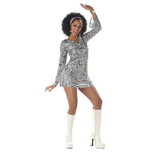 70 S Disco Costume Amazon Com