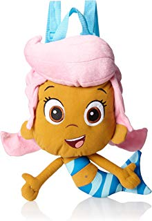 Accessory Innovations Little Girls' Bubble Guppies Molly Plush Backpack