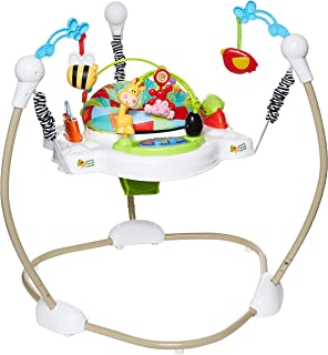 Little Story Jamperoo Activity Center Lights & Music Jungle, Multicolor, Pack of 1