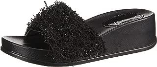 Twigy Kadın TW BUCLE HIGH SİYAH 36/41 Moda Ayakkabılar