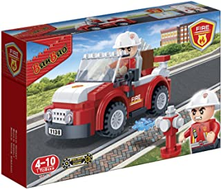 Banbao 7117 Construction, Building Sets & Blocks  3 Years & Above,Multi color