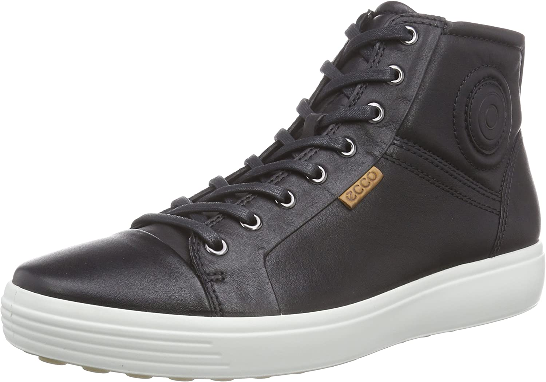 ECCO Popular popular Men's Soft Our shop most popular 7 Fashion Sneaker Boot