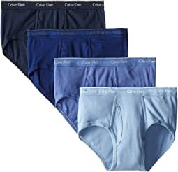 Calvin Klein Underwear - Cotton Classic Brief 4-Pack U4000