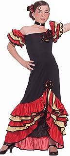 Forum Novelties Flamenco Girl Child's Costume Medium