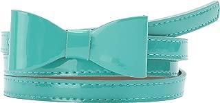 mint skinny belt