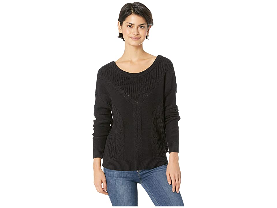 Roxy Gilis Sunlight Sweater (True Black) Women