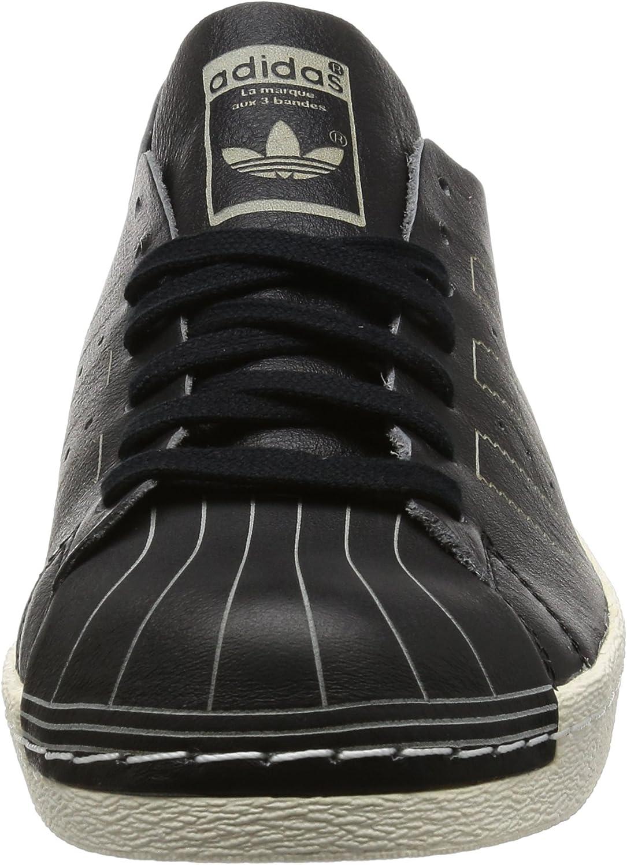 adidas Originals Men's Superstar 80s Decon Trainers, Black (Core ...