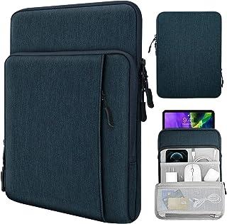 TiMOVO 9-11 Inch Tablet Sleeve Case for 2020 iPad Air 4 10.9,iPad Pro 11, New iPad 10.2, Galaxy Tab A7 10.4 2020, S6 Lite ...