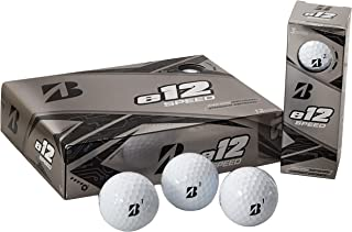 Bridgestone Golf E12 Speed Golf Balls (One Dozen)