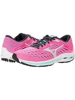 Women's Pink Running Shoes + FREE