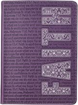 Faith Purple Flexcover Journal - Hebrews 11:1