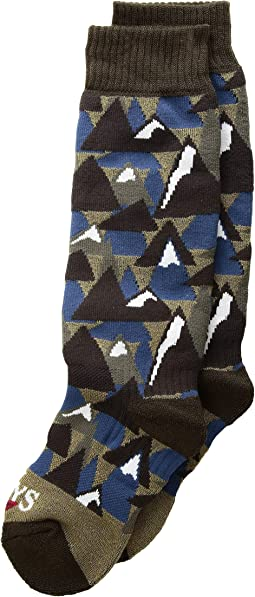 Mountain Mid Volume Sock (Toddler/Little Kid/Big Kid)