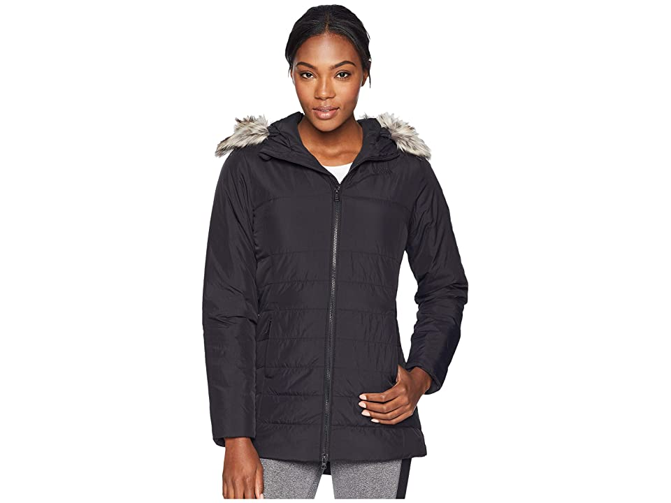 The North Face Harway Insulated Parka (TNF Black) Women