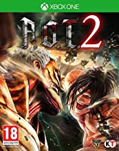 Mejor Attack On Titan 2 Xbox One Game