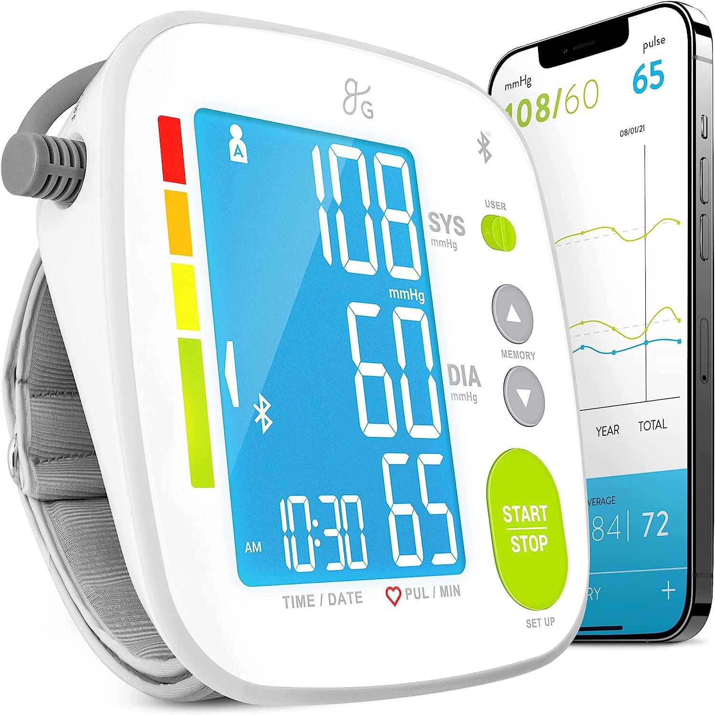Bluetooth Blood Pressure Monitor