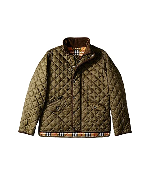Burberry Kids Brantley Jacket (Little Kids/Big Kids)
