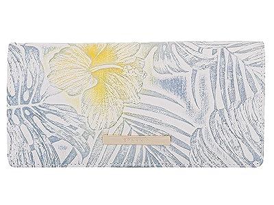Brahmin Nostalgia Ady Wallet (Lemonade) Handbags